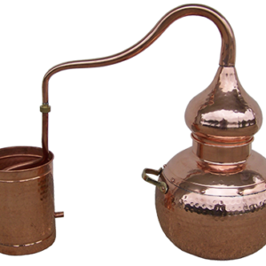 Alambiques con Pota y Serpentín de 20 a 80 litros